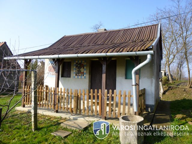 Letenyén Öreghegyen szép kis hegyi birtok, hétvégi ház.
