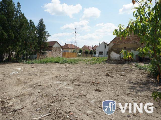 Építési telek eladó Gyula belvárosában!