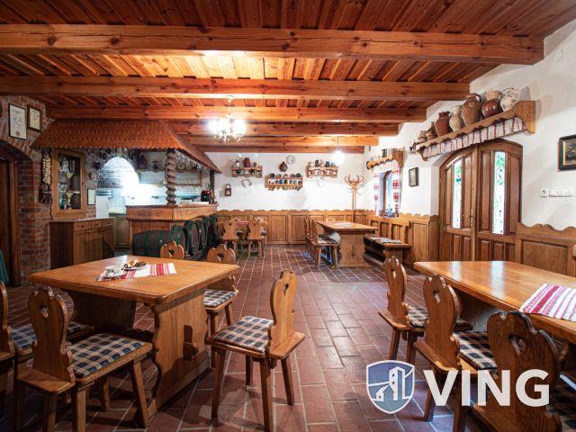 Gyönyörű autentikus borospince a Lenti hegyen